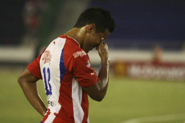Junior de Barranquilla, con todo a su favor perdió su opción clasificato...