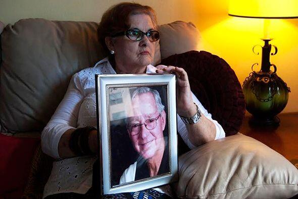 """""""Mi diabetes se desarrolló a raíz de la muerte de mi esposo, por el estr..."""