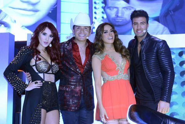 Nuestros talentosos capitanes, Dulce María, El Dasa y Jencarlos C...