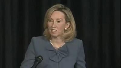La republicana que comparó a los inmigrantes con paquetes de Fedex