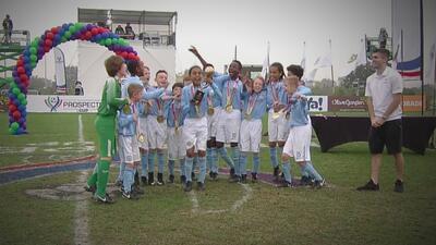 La Prospects Cup 2017 dejó a Manchester City campeón y una gran experiencia para más de 200 niños