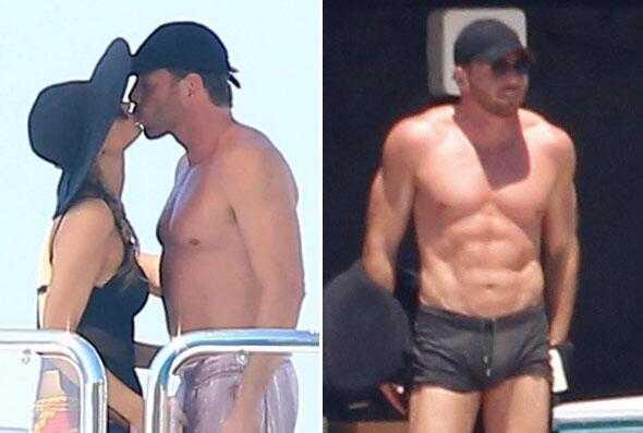 ¡Mira al nuevo galán de Paris Hilton!