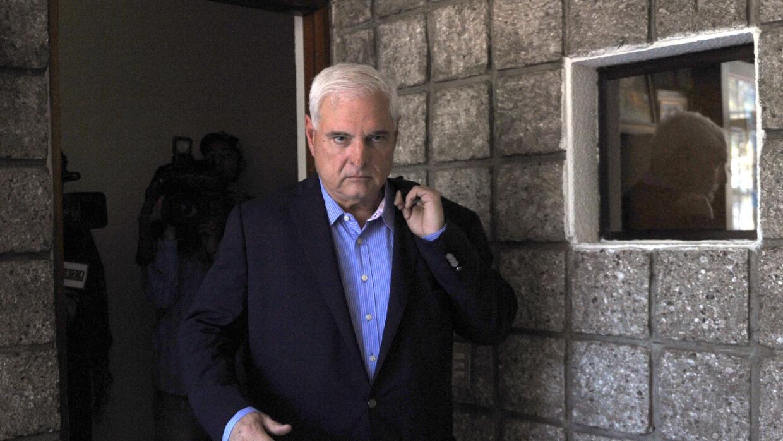 Ricado Martinelli, expresidente de Panamá
