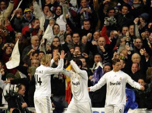 Este tanto encendió al Santiago Bernabéu, que sentía que su equipo ya es...