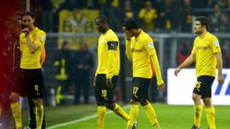 Borussia Dortmund no encuentra su fútbol esta temporada.
