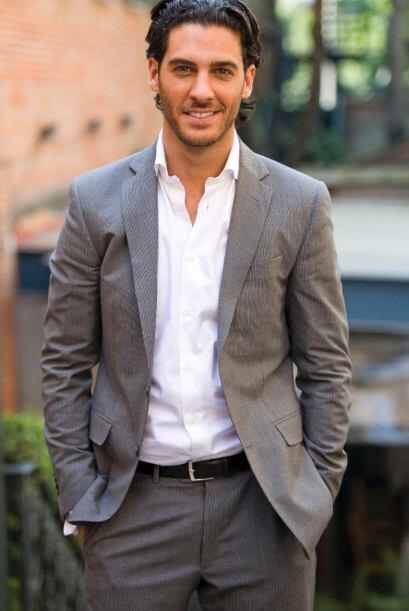 Erick Elías será parte de los Premios TVyNovelas 2015 tras ser nominado...