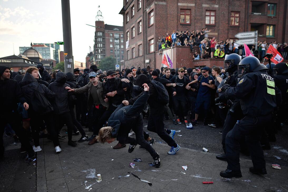 Protestas Alemania
