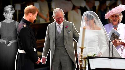 """¿Salvó la boda de Meghan al príncipe Carlos? De esposo infiel a """"perfecto caballero"""""""