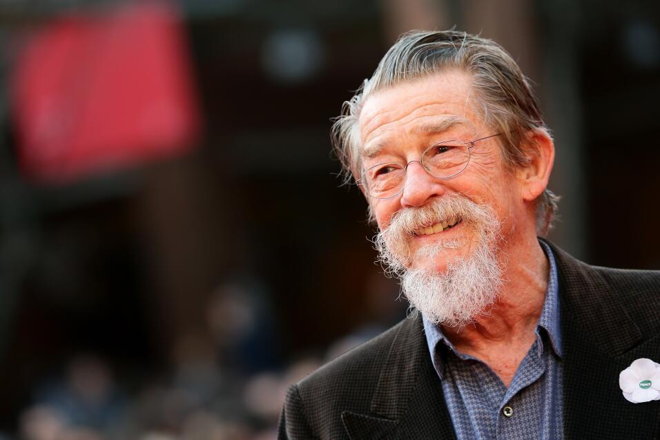 El actor participó en 'El hombre elefante', tres películas de la...
