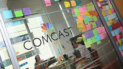 El número 15 de la lista lo ocupa Comcast. 24/7 WallSt. reconoce que la...