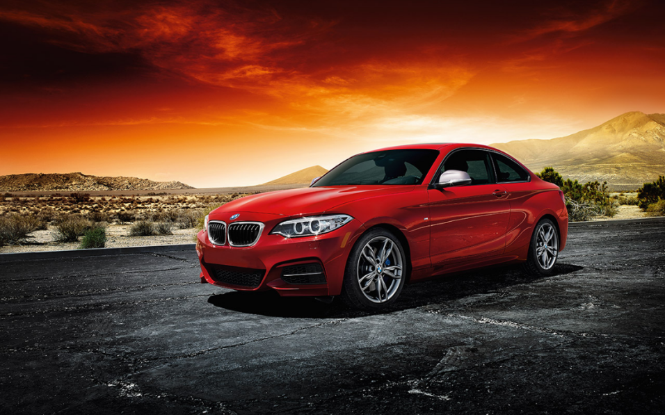 BMW Serie 2 Coupe 2016