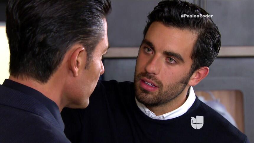 ¡David descubrió el amor entre Julia y Arturo! 6AC871810A6742AFBD2B02FAF...