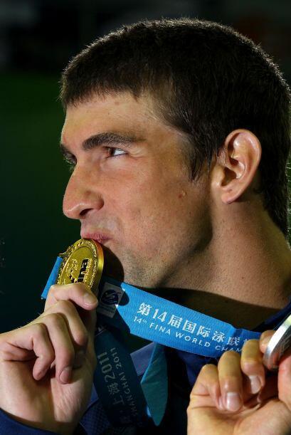 En el medallero la primera posición la ocupó Estados Unido...
