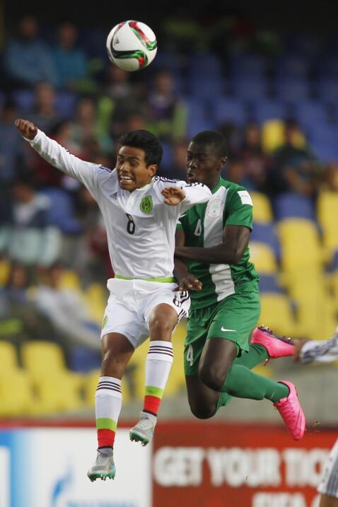 México vs Nigeria