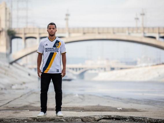 Camiseta de LA Galaxy para 2016