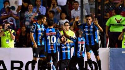 Gallos vs. Tuzos Torneo Apertura 2014