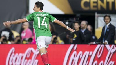 Hernández marcó su último gol con el Tri el 9 de ju...