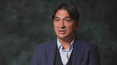 El técnico de Croacia está ilusionado con el renacer de su selección en la Nations League