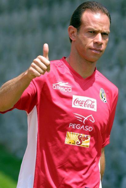 El mexicano de padres brasileños marcó cuatro tantos en la goleada que A...
