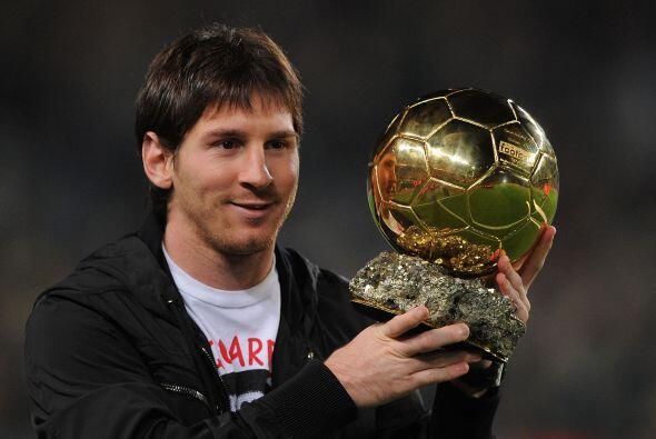 Lionel Messi encabeza la lista para el cuadro blaugrana con 4 trofeos, e...