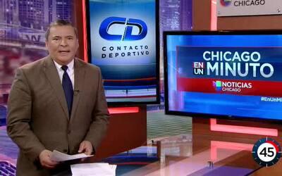 Contacto Deportivo Chicago en un minuto: Los Chicago Bulls se anotan gra...