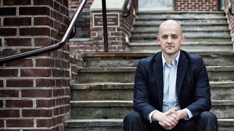Evan McMullin se postula a la presidencia como alternativa a Trump