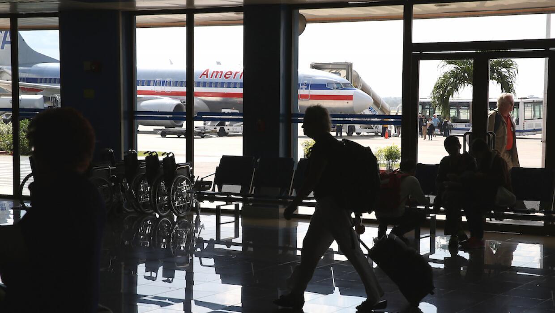 Aeropuerto José Martí, de La Habana