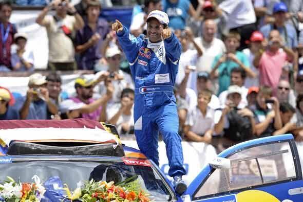 Con la corona del Dakar en el bolsillo, Al Attiyah ahora piensa en los J...