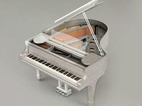 La compañía de fabricación de pianos, Steinway &amp...