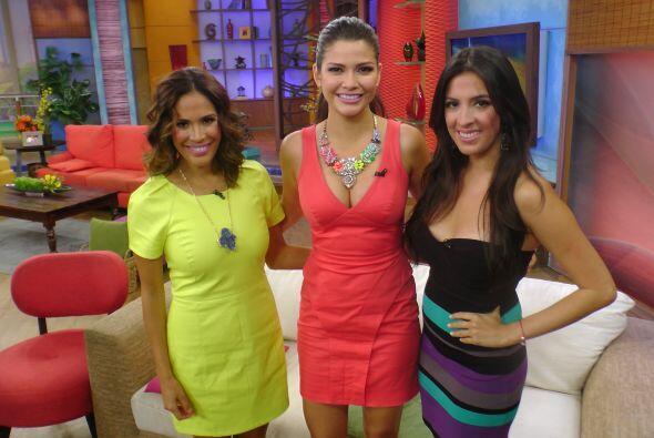 ¡En exclusiva! La primer foto del programa ya con Karla y Ana oficialmen...