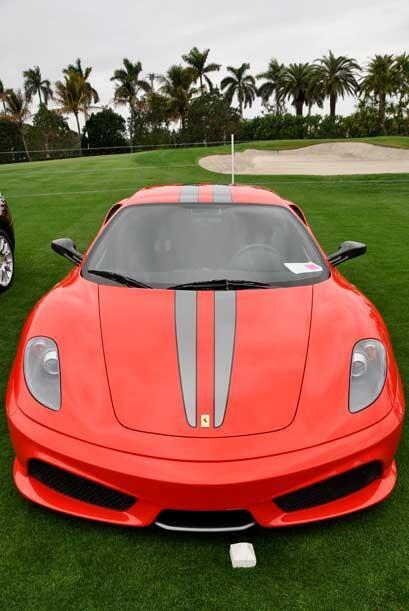 El Ferrari 430 Scuderia 2008 fue una versión ultra deportiva, cuyos mode...