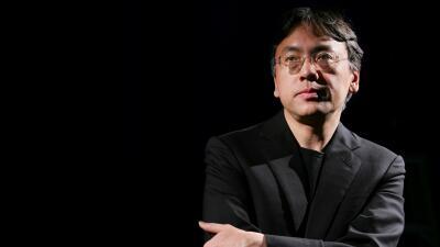 El autor británico Kazuo Ishiguro gana el Premio Nobel de Literatura.