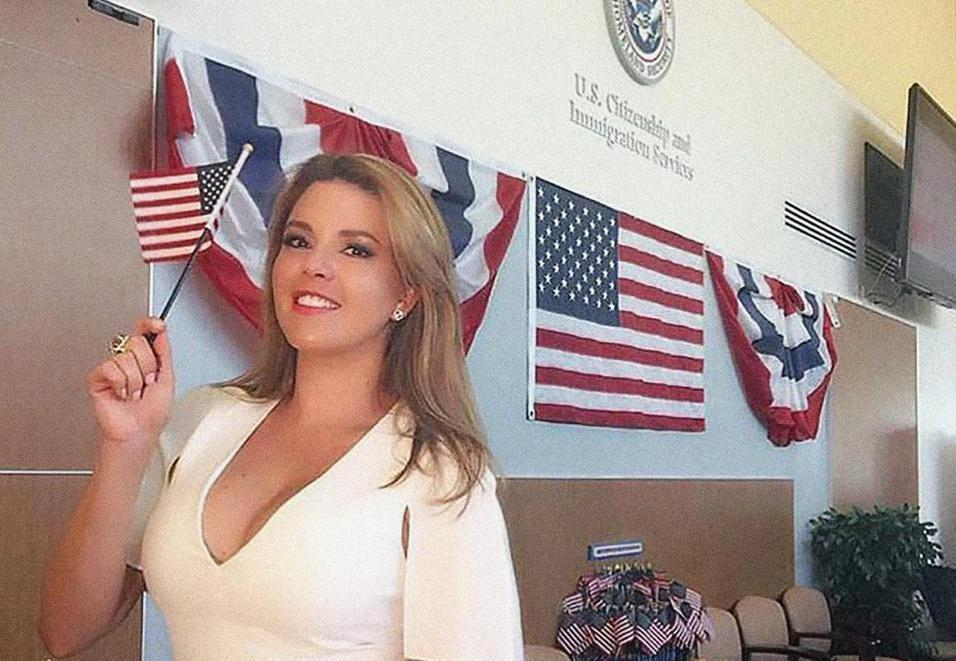 In May 2016 Alicia Machado told Univision anchor Jorge Ramos about the 1...
