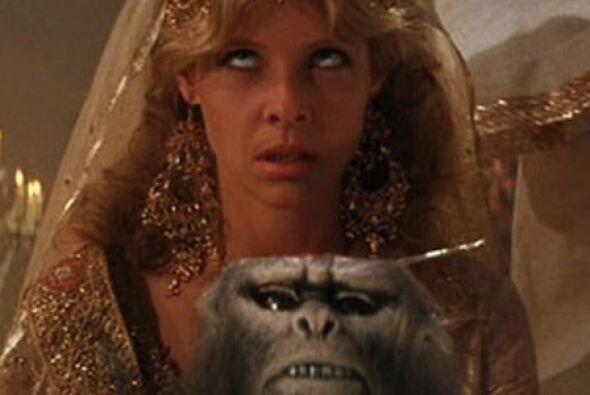 """Una de las tantas escenas memorables de la película es el """"manjar"""" en el..."""