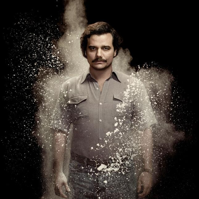 Personajes serie Narcos