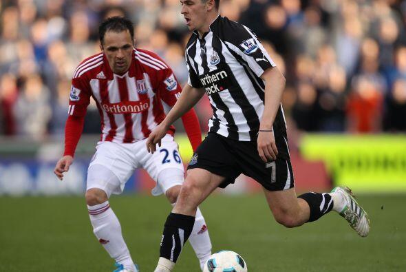 El Newcastle recibió una goleada histórica sobre el Stoke City por 4 a 0.