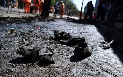 Los talibán reivindicaron el ataque contra funcioniarios del Gobi...