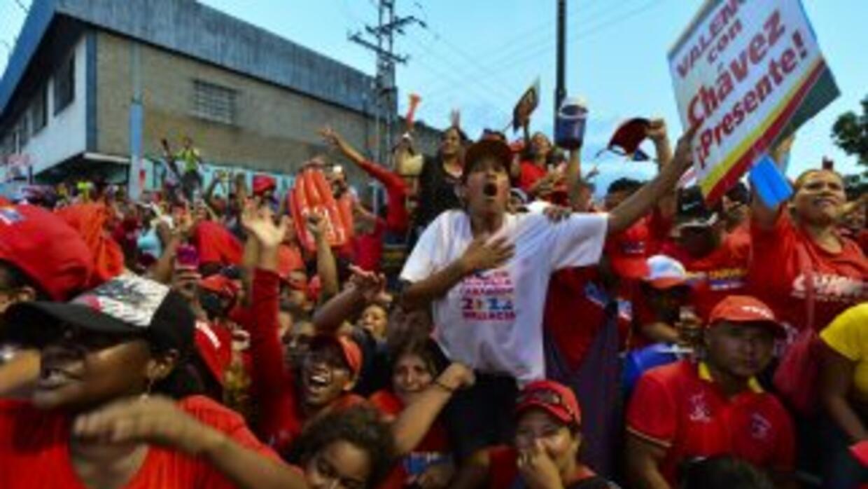 Los venezolanos elegirán a su próximo presidente.