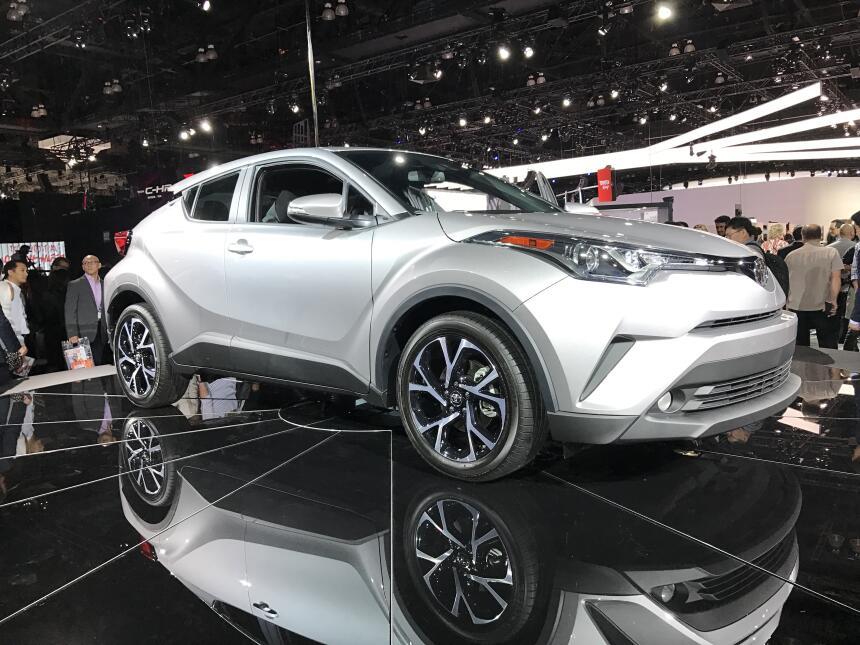 El mundo del motor se mudó al Auto Show de Los Angeles IMG_0595.jpg