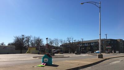 Estas casitas reclaman la falta de vivienda asequible en Dallas