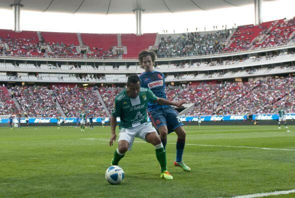 El mal paso de Guadalajara en el Torneo, sólo 10 puntos que lo tienen en...