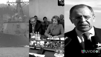 El conflicto entre Ucrania y Rusia en tres dimensiones