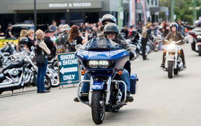 Harley Davidson anuncia la revisión de 57,000 motos a nivel mundial que...