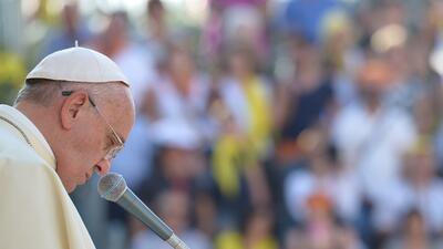 El Papa pide compresión para los niños de la frontera