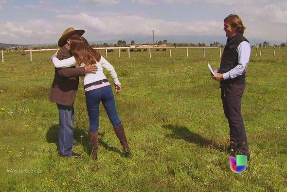 Camila consigue comprar los mejores toros de la zona, con la misma línea...