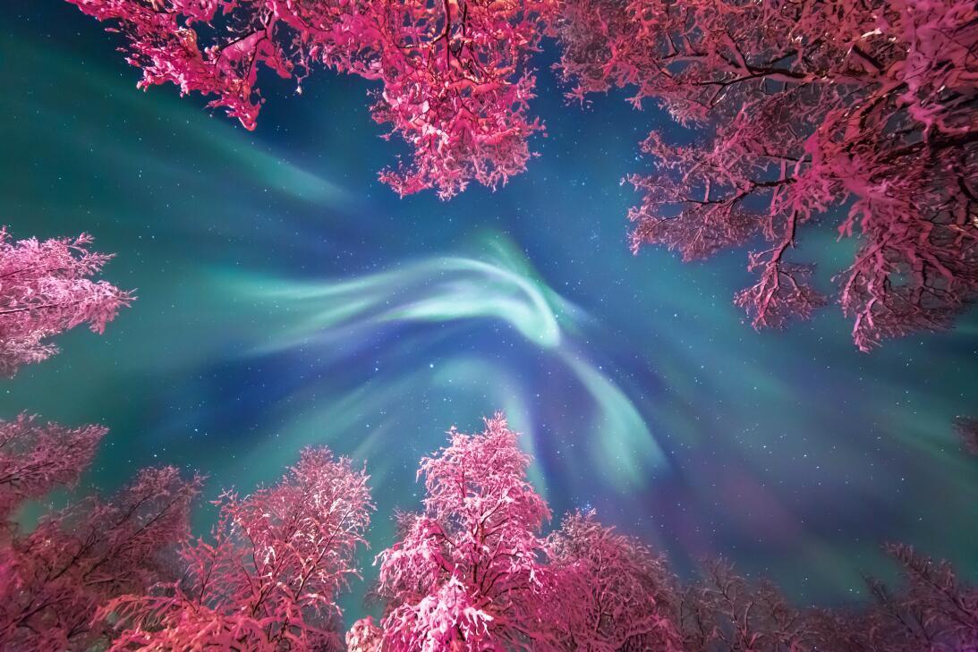 Fotografías astronómicas para disfrutar de las maravillas del espacio Au...
