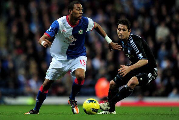 Lampard se caracteriza por su estupendo golpeo de balón y la frialdad de...
