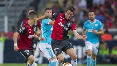 En fotos: Atlas mereció mejor suerte contra Querétaro en el inicio del Apertura 2018