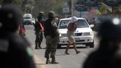 Diversas corporaciones policiacas mexicanas podrían estar infiltradas po...