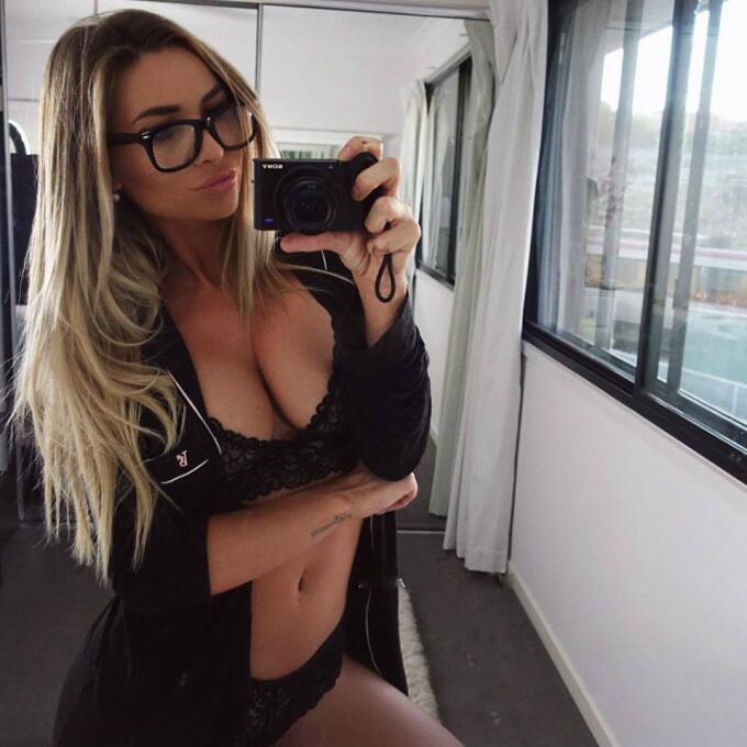 Rosanna Arkle es una bella modelo neozelandesa que es apasionada de las...